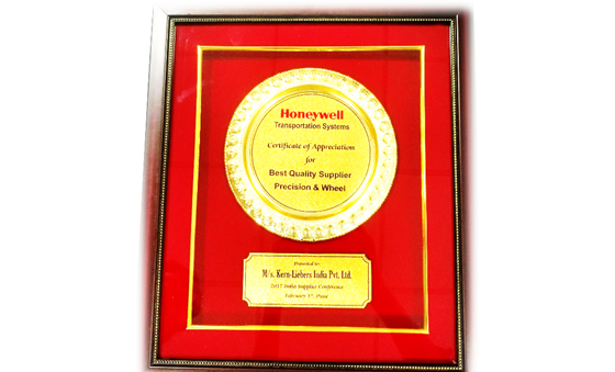 Award Honeywell